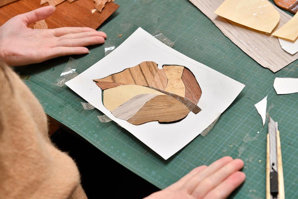 木の象がん制作体験